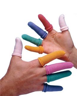 Finger Bob 6 Stück