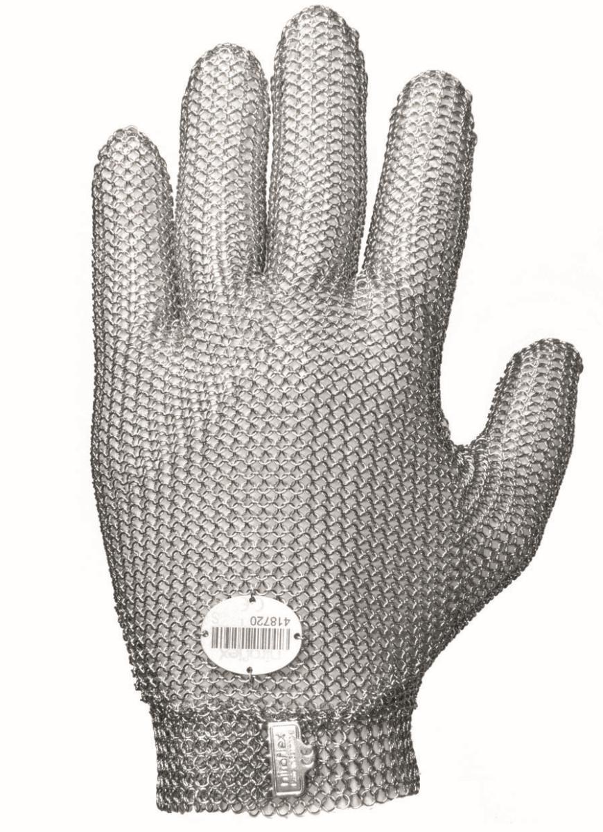 Stechschutzhandschuh ohne Stülpe