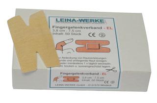 Fingergelenkverband (50 Stück) elastisch