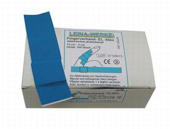 Fingerverband (100 Stück) 12 x 3 cm detectable & elastisch